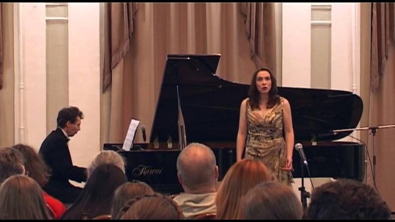 Franz Schubert Gretchen am Spinnrad ,Britta Stallmeister N.Fefilov