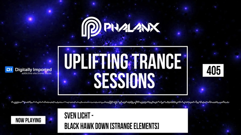 🔴 DJ Phalanx - Uplifting Trance Sessions EP. 405 (DI.FM) | October 2018