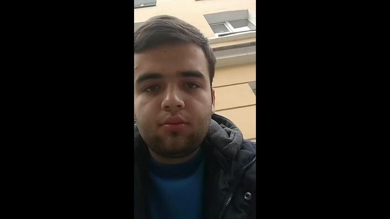 Иброхим Алиев - Live