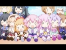 Альтернативная игра богов. Эндинг 1.75 /ED 1.75/ Choujigen Game Neptune The Animation. Ending 1.75
