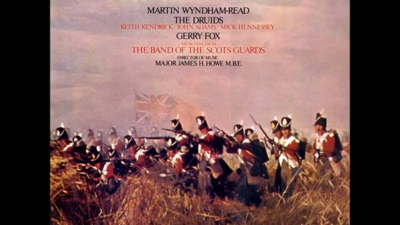 Songs and Music of The Redcoats The Druids