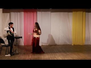 Диана Мурсалимова и Али Аббасов,Tabla live