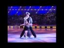 Анна Семенович в теле-шоу Танцы на льду (2006) Голая? Секси!