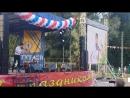 СКРИПАЧ ИШХАН АДЖОЯН - ОЧИ ЧЕРНЫЕ (День города Тутаева 2018г.)