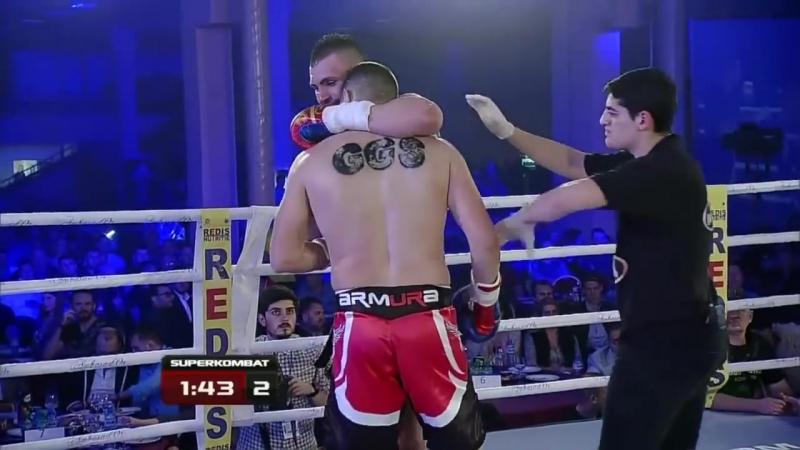 Danut Hurduc vs Cristian Ristea SUPERKOMBAT