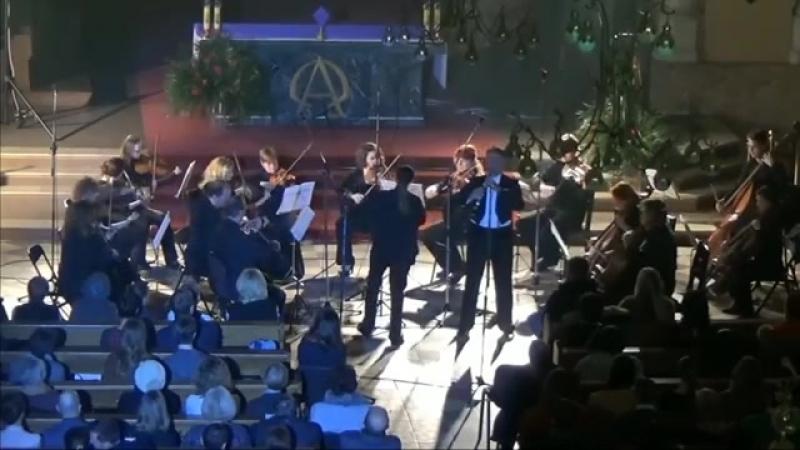 И С Бах Концерт ля мажор для гобоя д`амур Иван Паисов гобой д`амур 25 марта 2018 г