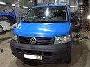 Наши работы по Volkswagen Transporter : Кузовные работы по кузову, удаление ржавчин с полной покраской автомобиля.