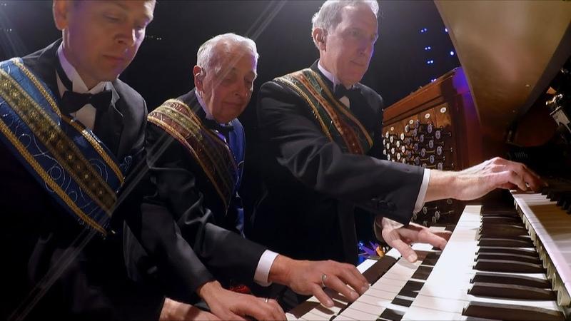 We Three Kings Organ Trio Mormon Tabernacle Choir