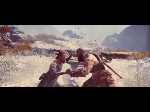 Kratos vs The Stranger - GOD OF WAR - GMV - Yukkari