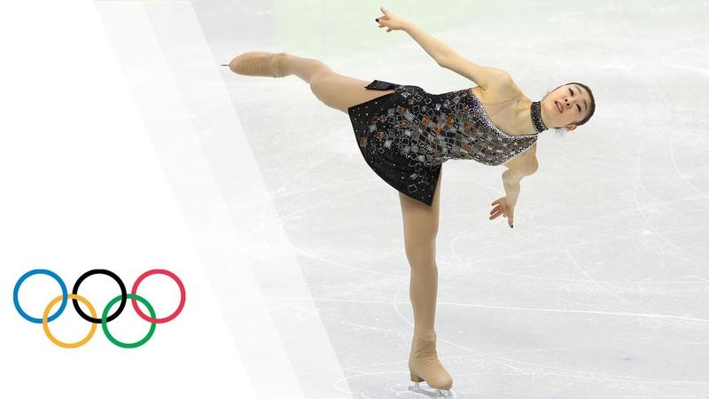 Yuna Kim Short Program Ladies' Figure Skating Vancouver 2010
