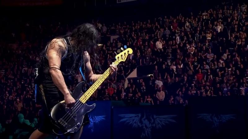 Metallica - Whiplash Quebec Magnetic 2009 HD