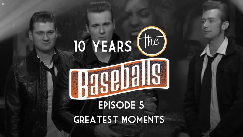 The Baseballs - 10 Years History Episode 5 - Greatest Moments