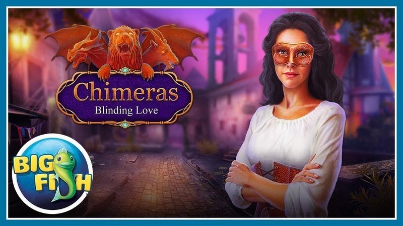 Химеры 6. Слепящая любовь прохождение 1