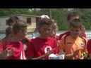 Церемонія нагородження команд Першої ліги U -15