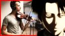 Attack on Titan Season 3 OP 'Red Swan' cover [Piano/Violin]