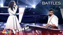 The Voice 2018 Battle - Livia Faith vs. Terrence Cunningham Stars