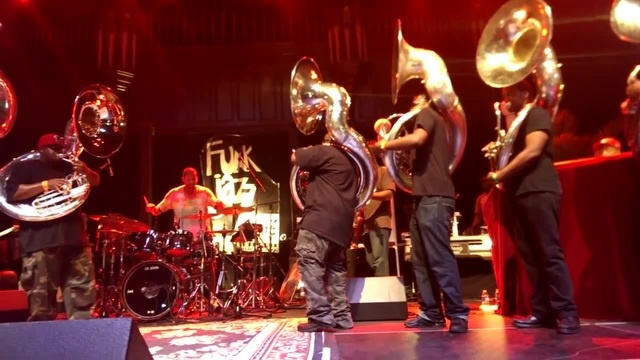 Pharoahe Monch Simon Says Live at The Tabernacle for Funk Jazz Kafe'