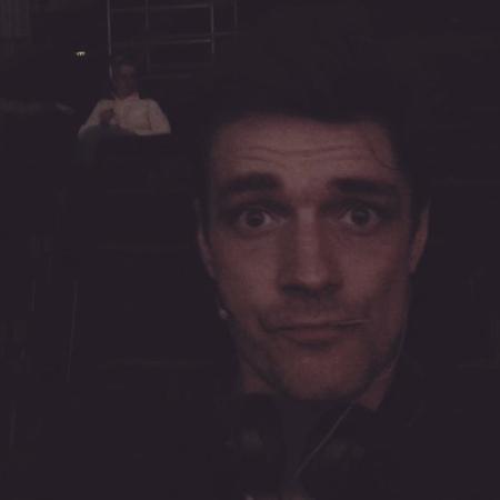 """Максим Матвеев on Instagram: """"Распевочка,репетиция на новой площадке...субтитры...вот такой вот перевод нашего русского шансончика на немецкий язык..."""