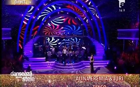 Юрий Рыбак. Danseaza printre stele -Alina Eremia Iuri Ribac - tango – Видео Dailymotion