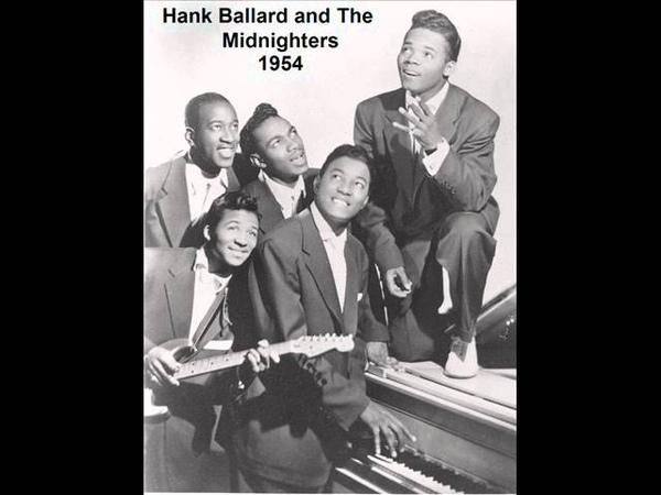 Hank Ballard The Midnighters The Hoochie Coochie Coo,