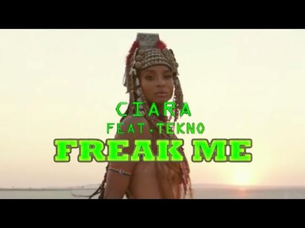 Ciara - Freak Me [Official Soweto Video]