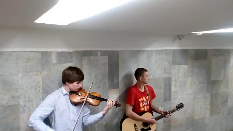 инструментальная музыка: скрипка и гитара к Игра престолов