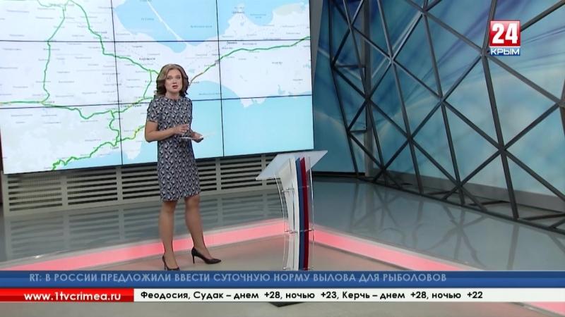 Сергей Аксёнов поручил ликвидировать пробку на участке дороги Феодосия – Приморское за неделю