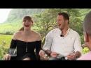 Chris Pratt Bryce Dallas Howard Talk Sequel Pressure