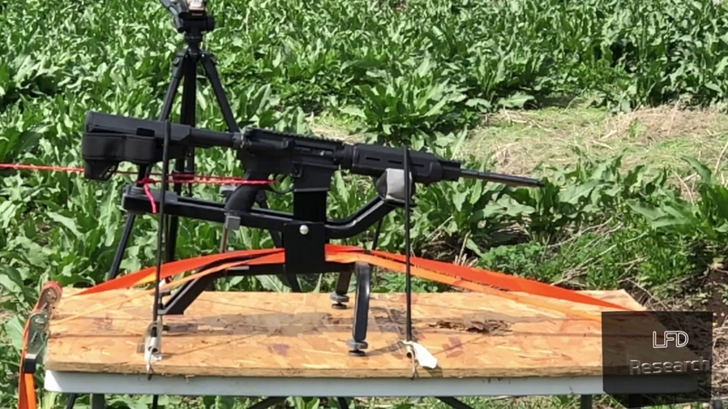 Shooting 300 Blackout in a 5.56 Barrel
