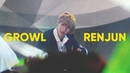 180908 DMC 코리안 뮤직 웨이브 / 으르렁 엔시티 드림 런쥔 직캠 GROWL NCT DREAM RENJUN fancam