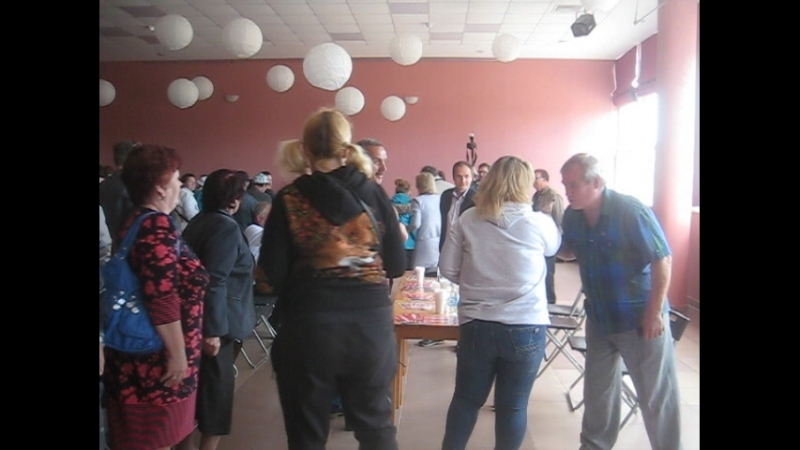 Встреча с избирателями 13 06 18г и провокаторы