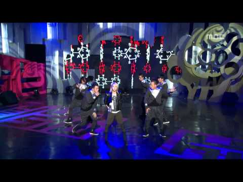 BOA - Copy Paste, 보아 - 카피 앤 페이스트, Music Core 20101016