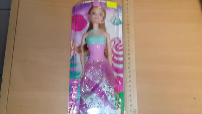 Кукла Barbie Dreamtopia от Mattel
