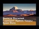 Волхов Василий. Внутренний Горизонт Аджня Чакры. Крия Йога