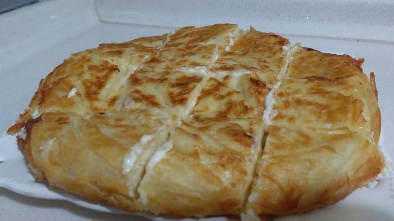 10 Dakikada Kahvaltılık Kolay Su BöreğiKesinlikle denemeniz Gereken Bir BörekSeval Mutfakta