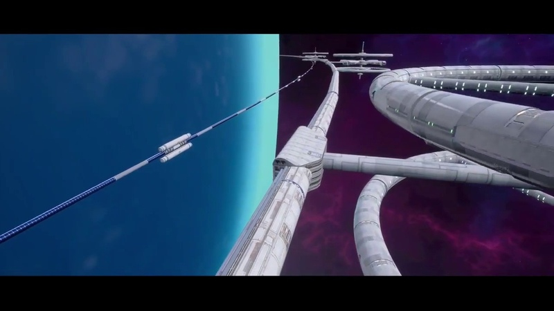 We invest in space - Space Way - Liner City