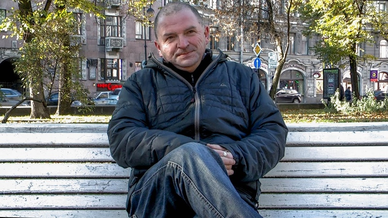 Клип на песню Александра Дурасова Петроградская сторона