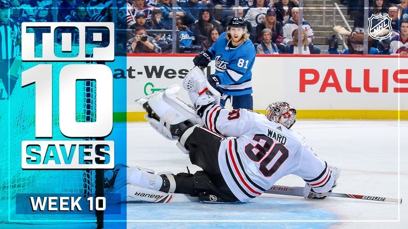 Top 10 Saves from Week 10
