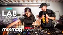 ANNA LUNOE and BORN DIRTY in The Lab LA
