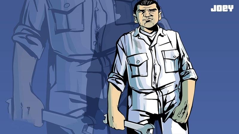 Grand Theft Auto 3 GTA 3 Joey Leone Mission 2 Farewell Chunky Lee Chong Прощай, Чанки Ли Чонг