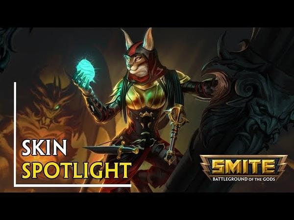 Shadow Claw Bastet Skin Spotlight