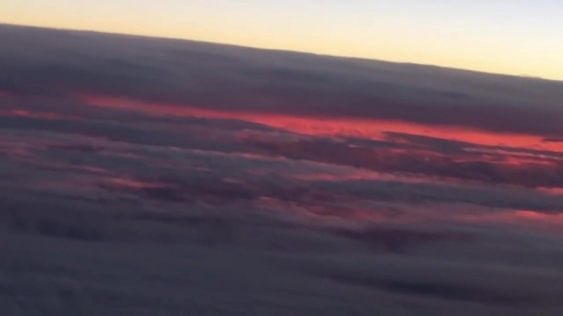 30 секундное видео, которое уничтожает теорию плоской земли [ПЕРЕЗАЛИВ]