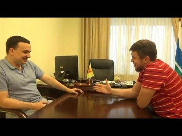 Дмитрий Ионин - кандидат в Губернаторы Свердловской области. Часть 2