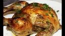 курица в духовке как приготовить сочную курицу