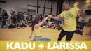Kadu Larissa Demo at 2018 Zouk Me SF