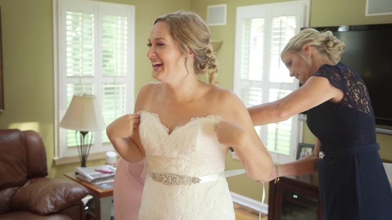 Свадьба троюродного брата в США Casey and Kon music video
