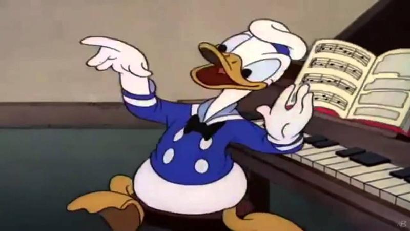 Donald Duck Donald's Nephews