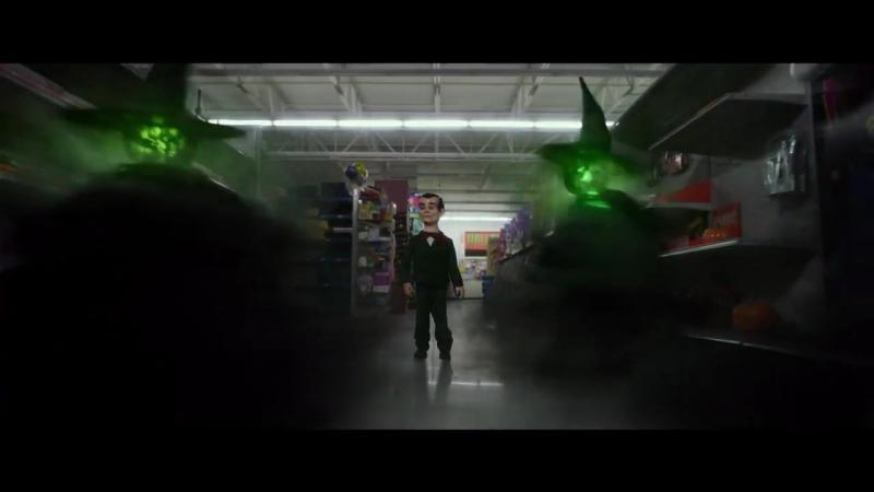Страшилки 2 - Привиди Хелловіна - другий трейлер