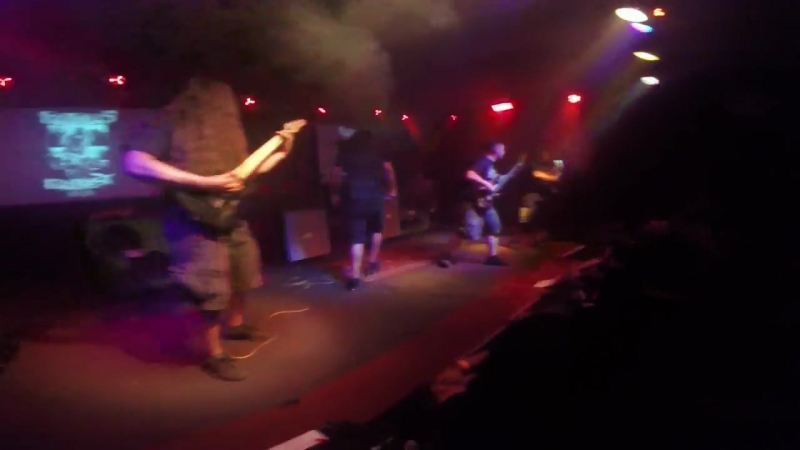 Euphoric Defilement – Abolishing the Divine Structure (Live at Gufest 2016)