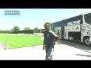 Прибытие в Сьюдад Реал Мадрид